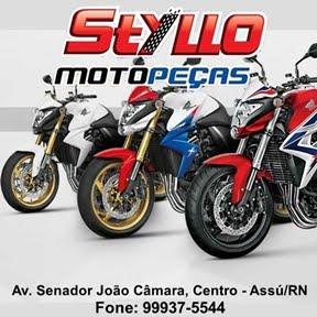 STYLLO MOTO PEÇAS