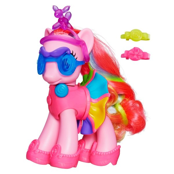 Fashion Style Pinkie Pie And Rainbow Dash Slowly Hitting Stores Mlp Merch