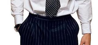 Guide to a fitting men's shirt- Shirt Fat