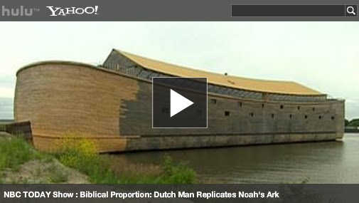 Two by two: A real-life Noah's Ark