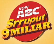 Undian Kopi ABC Sruput 9 Miliar