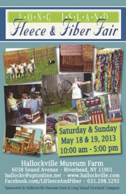 Long Island Fleece and Fiber Fair