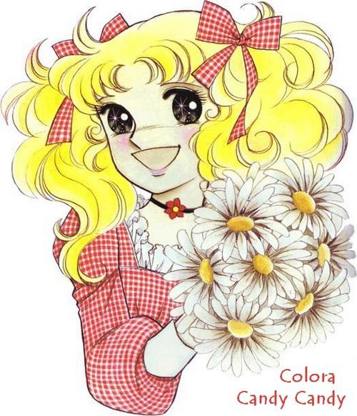 Girotondo di bimbi disegni candy da colorare