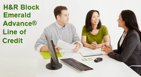 H&R Block Emerald Advance