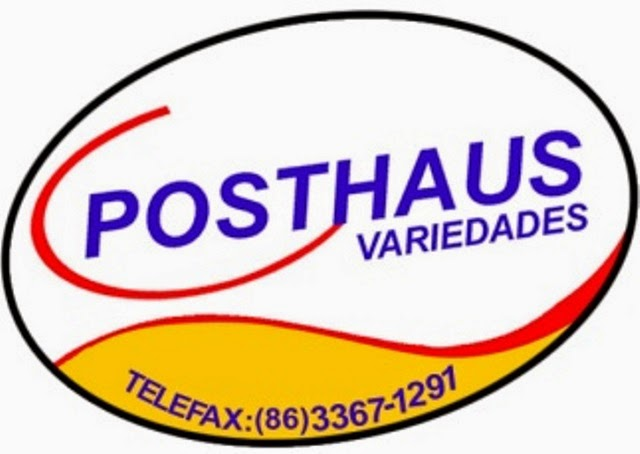 POSTHAUS VARIEDADES EM GERAL