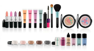 MAC Baking Beauties Collection 2013 Photo