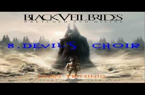 black veil brides devil's choir cover