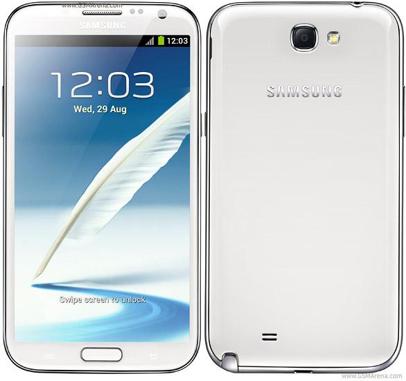 Review Samsung Galaxy Note II N7100