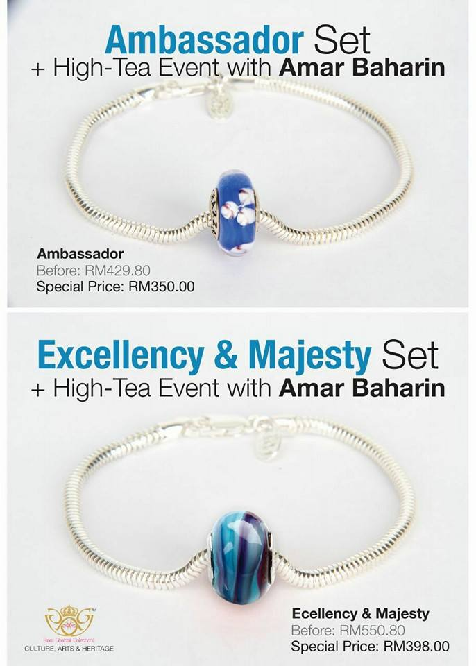 his excellency, amar baharin, hawa ghazzali collections, promosi ambassador set, promosi majesty & excellency set
