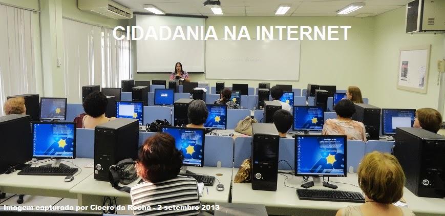 <b><center>CIDADANIA NA INTERNET</center></b>