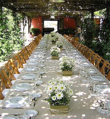 Centros de mesas economicos foro manualidades para bodas - Centros de mesa para bodas economicos ...