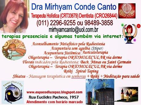 Dra Mirhyam Conde Canto