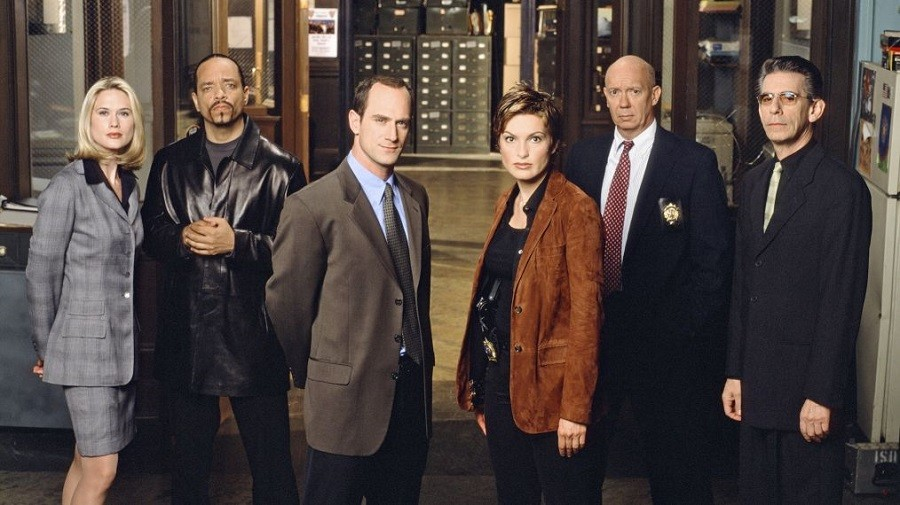 Law e Order - SVU Completa Legendada 1999 Série 720p HD HDTV completo Torrent