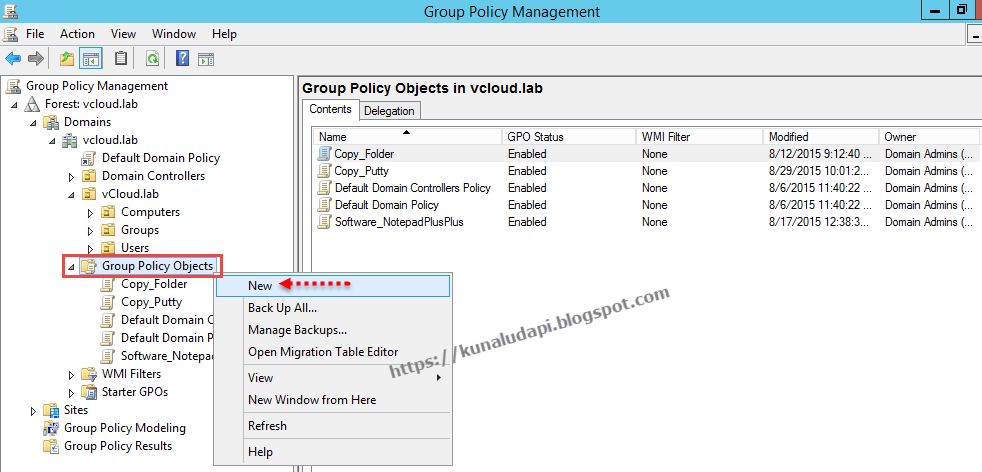 how to use group policy to lock computer