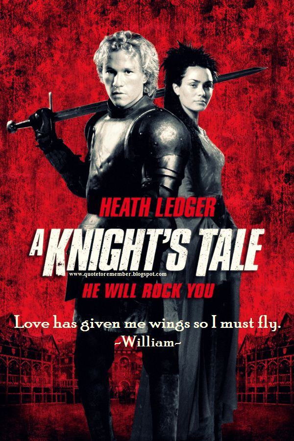 a knights tale 1 Emerges from other mentions of him in the canterbury tales and with 1 william  frost, an interpretation of jchaucer's knight's tale, res, xxv (1949).
