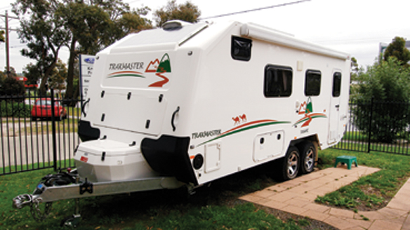 Creative Officers Have Been Told That Sales Advertisements Have Been Placed In Regional Newspapers Across Victoria For A Motorhome Or Caravan For Sale The Motorhome Has NSW  To The United Kingdom Or Elsewhere Overseas For A