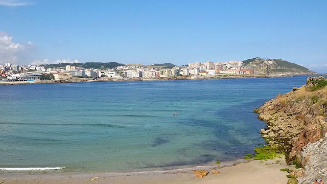 Playa del Matadero. Fotos de A Coruña por Jasmine Rabuñal. Visita www.forarealwoman.com  #blogger