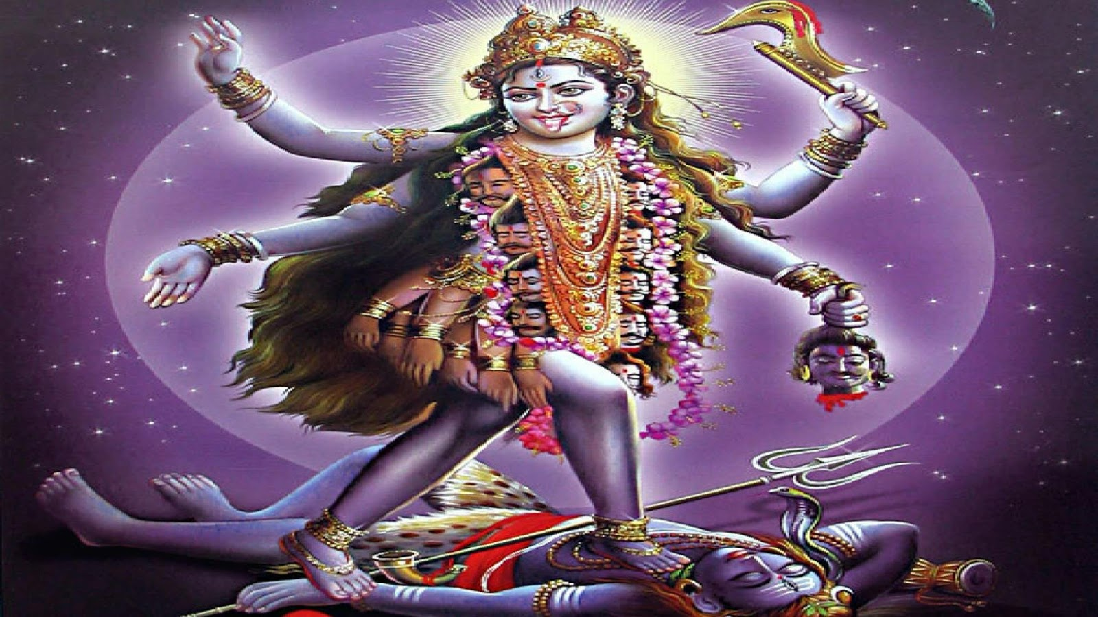 Extremely Powerful Kali Mantra To Destroy Enemies | Mantra Science