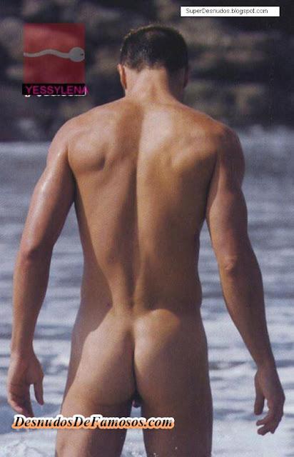 Angel Gran Hermano Desnudo