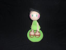 Boneca EVA