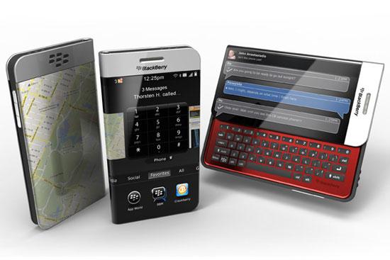 Wraparound Blackberry by John Anastasiadis