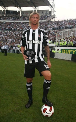 Guti would play the Santiago Bernabeu Trophy with Besiktas