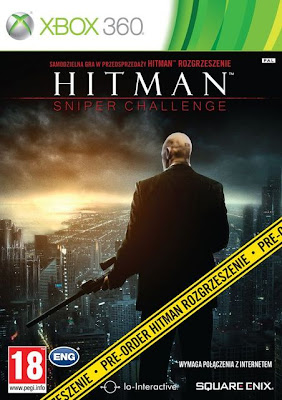 Hitman Sniper Challenge [FRENCH] XBOX 360