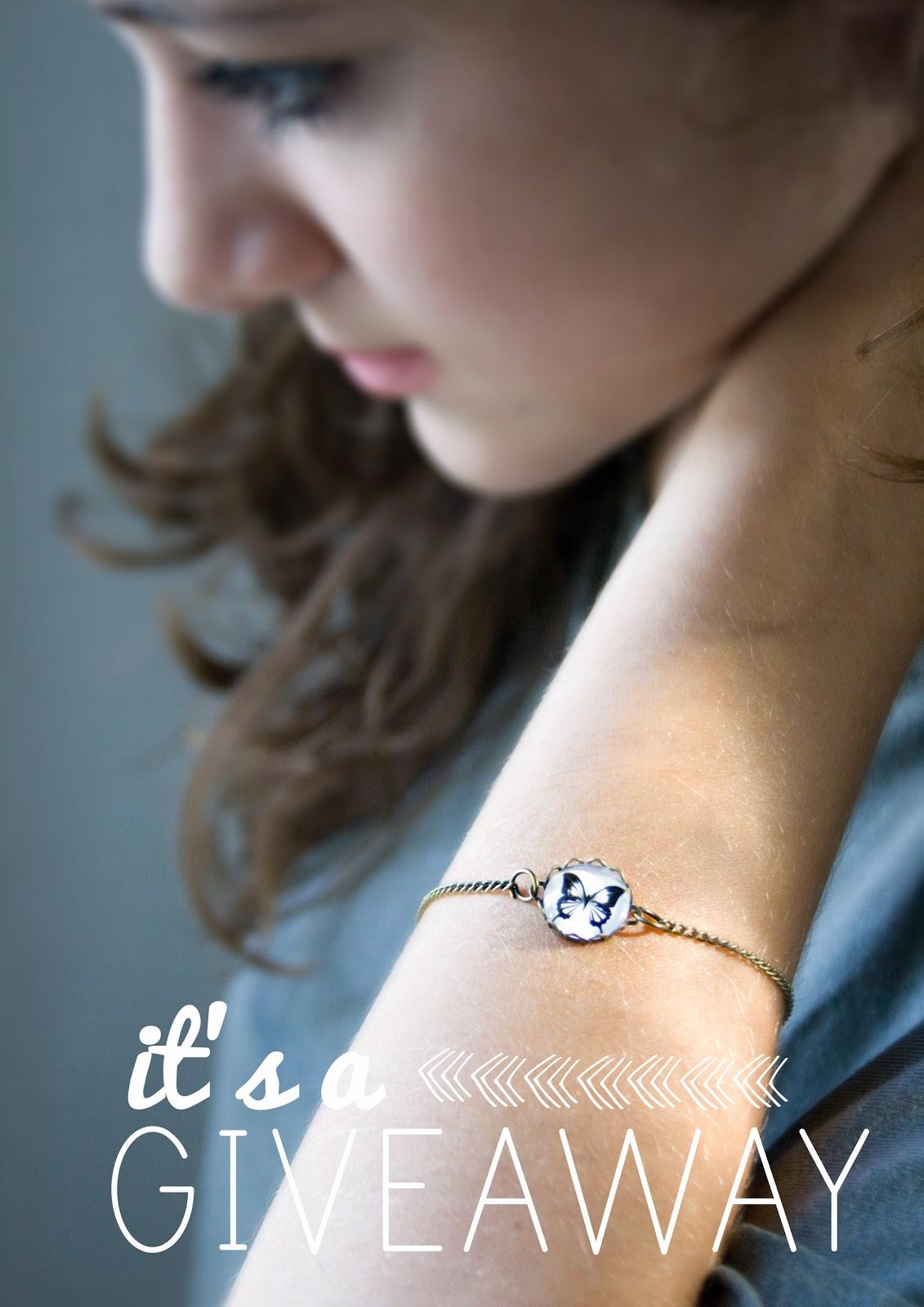 Giveaway Armkette