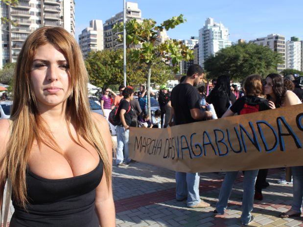 in Brasilia Slut