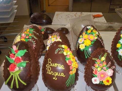 Ilclanmariapia le uova di pasqua e faberg - Decorazioni uova pasquali per bambini ...