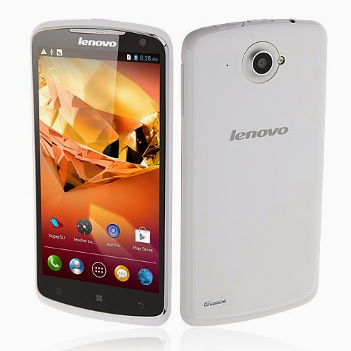 Cara Root Lenovo S920