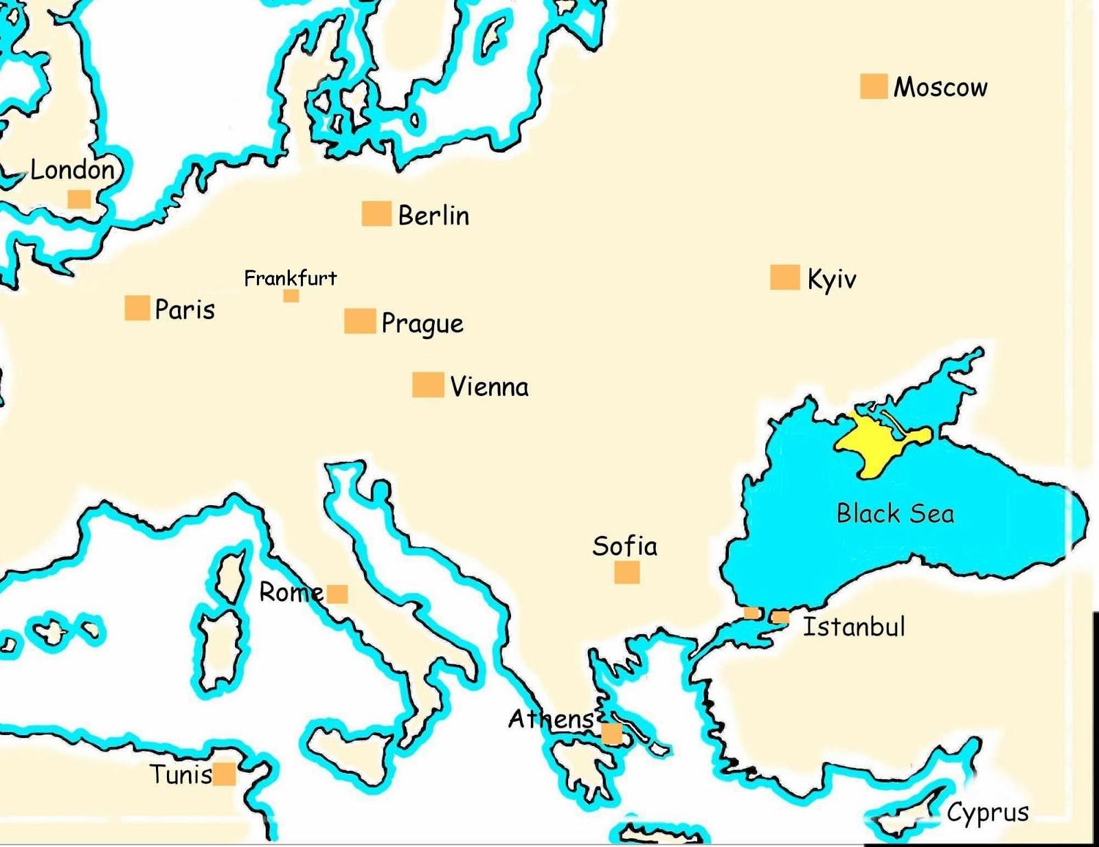 Crimean Peninsula Europe Map.Muslim Fashion Around The World Crimea Ukraine Russia Crimean