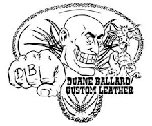 Duane Ballard Custom Leather Interview