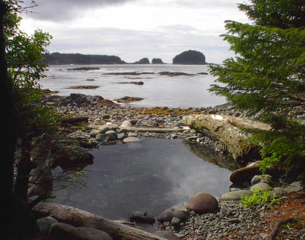 Northwest Explorer Chichagof Island 2003