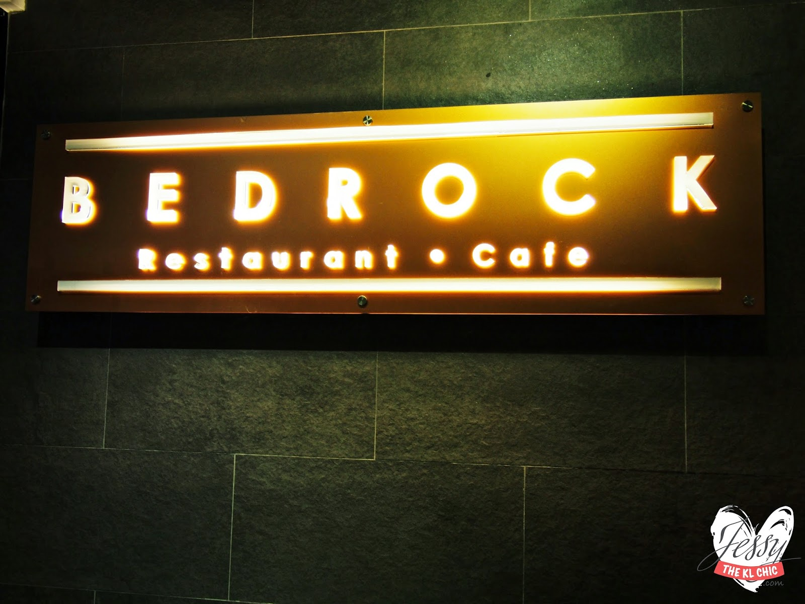 Food: Bedrock Restaurant Cafe (Taipan, USJ)