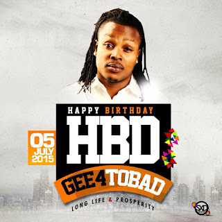 Birthday Shout Out To Gee4