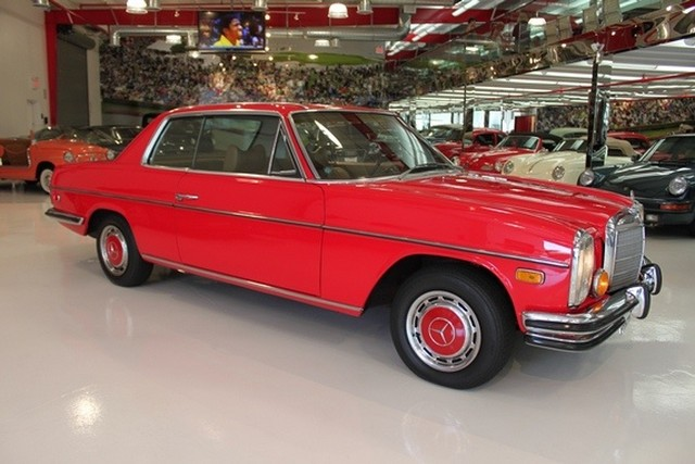 Daily turismo 15k 1972 mercedes benz 250c for Mercedes benz 250c