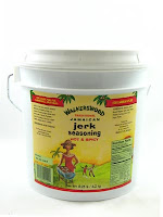 Walkerswood Jamaican Jerk Seasoning 9.25 lb tub