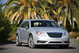 Chrysler 200 draws stares, and rightly so