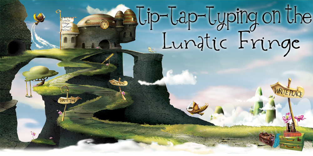 Tip-Tap-Typing on the Lunatic Fringe