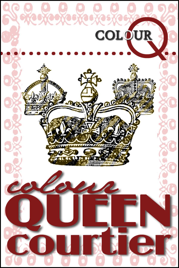 Colour queen courtier challenge #314
