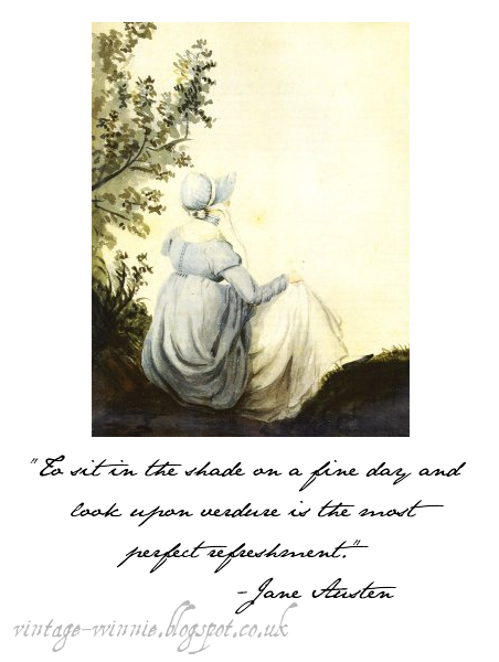 Poems, Quotes and Prose: Jane Austen Quote