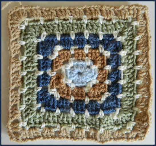 Free Crochet Patterns for the Beginner and the Advanced: #15 Granny ...