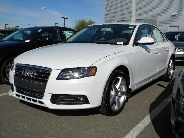 Audi Glacier