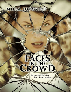 Cartel de la película Faces in the crowd