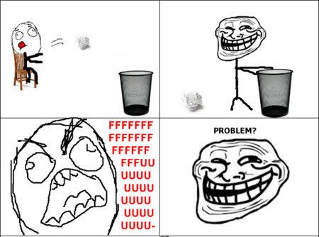 Sejarah Troll Face