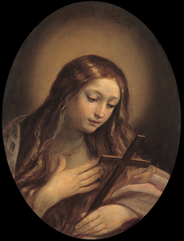 Guido Reni - Penitent Magdalene