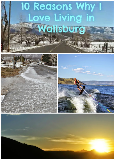 Small towns have a special appeal for those looking to live outside of suburban and metropolitan areas. I have lived in Wallsburg with my family for the past 17 years. Here are a few of the reasons I love living in Wallsburg, Utah.