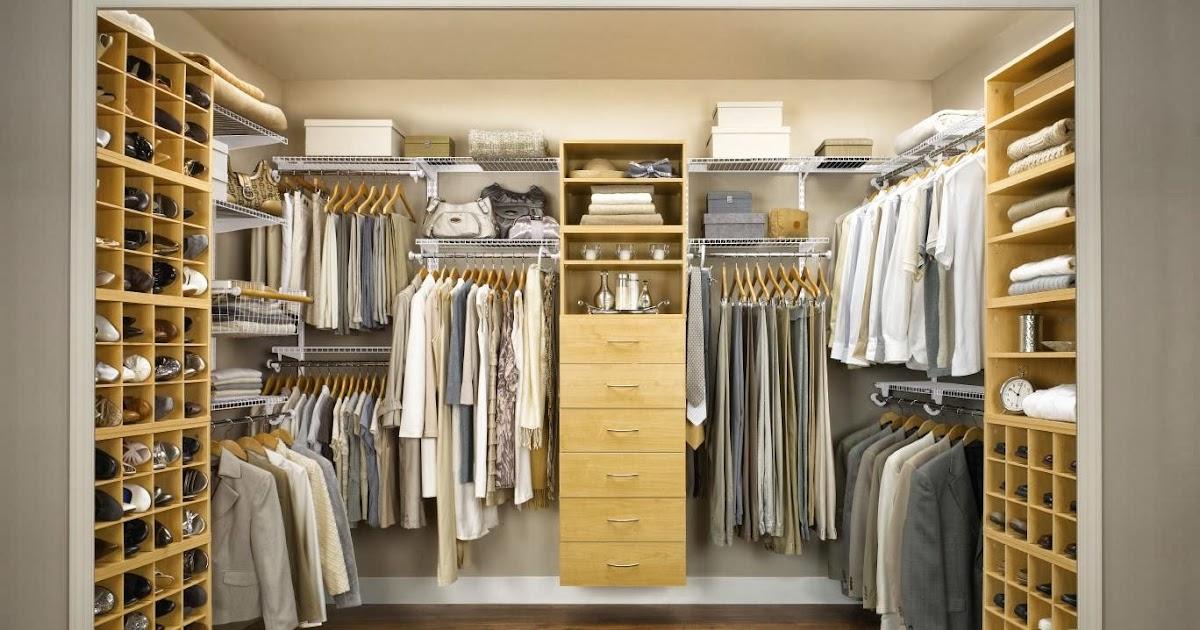 Master bedroom closet ideas bedroom design ideas for Pictures of master bedroom closets