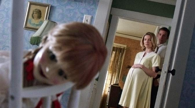 Film Annabelle 2014
